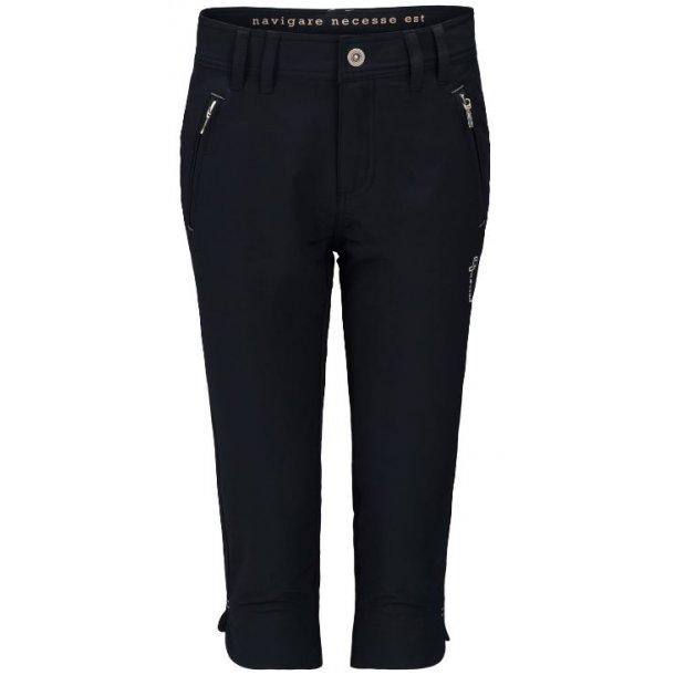 Pelle P Active Capri Trousers Navy Women
