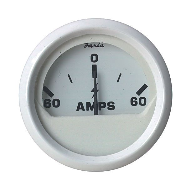 Faria Ampermeter chesapeak